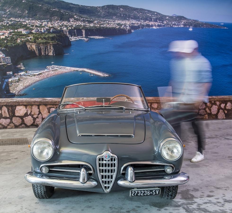 Alfa Romeo GIULIA 1.6 Spider 1963