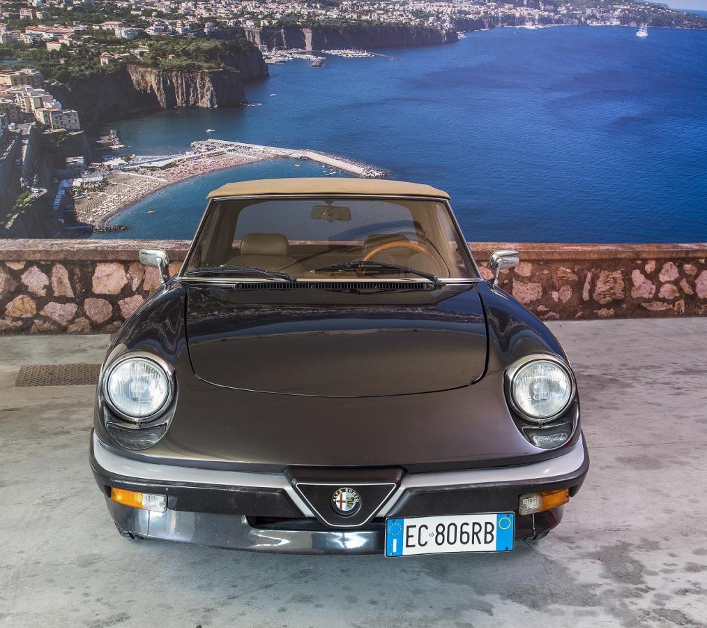 ALFA ROMEO Spider 2.0 1983