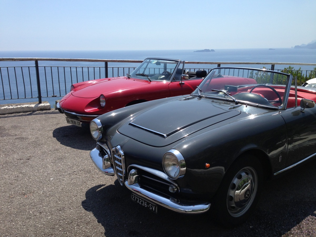Photo on 1963 Alfa Romeo Spider
